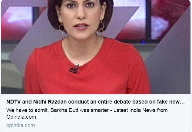 NDTV – A History of 'Blunders' (PART II) | Harpreet's Blog
