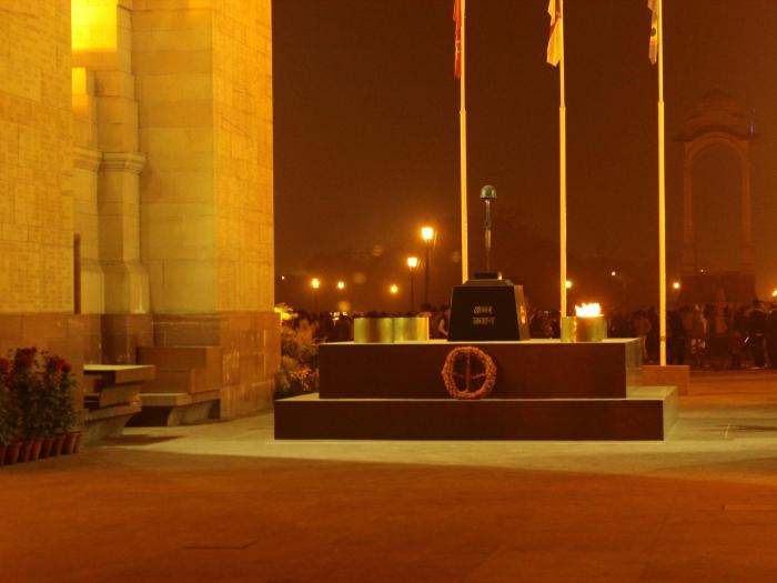 Amar_Jawan_Jyoti,_India_Gate